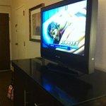 nice big tv