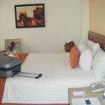 habitacion con cama kingsize