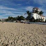area de playa en 360º