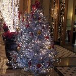 Happy holidays at the Roosevelt Hotel