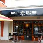 Sacred Ground - Entry