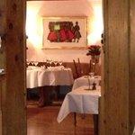 Restaurant Stüvas Rosatsch Foto