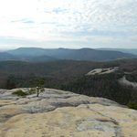 View from Stone Mountain Summit