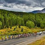 Pro-Cycle Tour through Telluride
