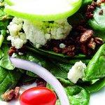 The amazing Blue Salad