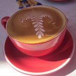 MMM coffee at Bacino