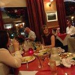 dinner at nelsons