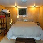 The Loveshack bedroom