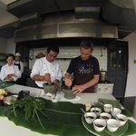 Cooking school 3 Nagas/Hotel de la Paix