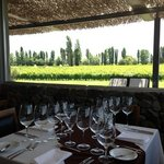Great restaurant/Lunch during wine tour