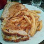 Chicken & Gruyere Sandwich