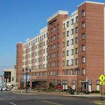The Residence Inn is a clean new hotel