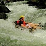 tubing no Rio Negro
