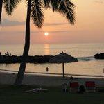 Sunset at Ko Olina