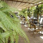 Terrasse Restaurant Bagatelle Marrakech
