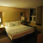 Zimmer Schlafbereich