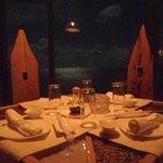Buddha Dar at the Mediteraneo hotel and Restaurant