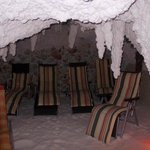 salina meersalzgrotte - sala nella grotta
