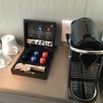 your own Nespresso machine