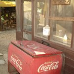 Cold drinks always available
