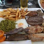 wot a mixed grill