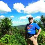 Hiking in Nicaraqua