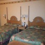 les lits tres propres