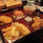 the Tokyo bento box