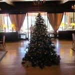Arbol de Navidad del lobby