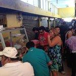 Mercado de Izamal, tacos de cochinita, venado, carnitas