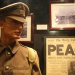 The Sidney Musuem, First World War display