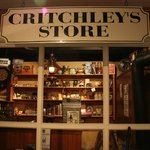 The Sidney Museum, Critchley's Store display