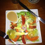 Pick of the Crop Salad - Purple Space Monkey Bar & Grill