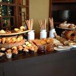 breads, pastries, etc