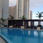 16th floor pool deck