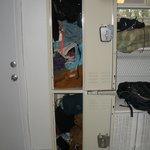 The lockers