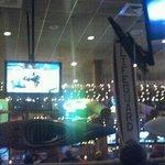 Looking towards the Bar area