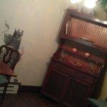 Cinderella's Coach House - dinette/hutch