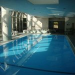 Indoor pool- you have to pay