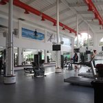 Large Gym/Fitness Center
