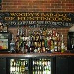 Full liquor bar!
