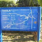 Taxila Ruins Foto