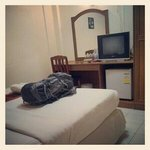big n clean room