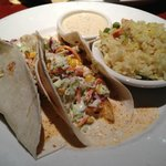Fish tacos at this location are the best I've ever eaten.