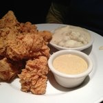 Cheddar's chicken tenders are one of my wife's favorites.