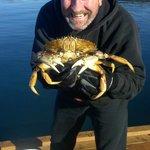Teach a man to crab!