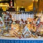 Borsalino Restaurant - Christmas presents