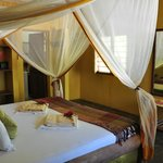 nice bedroom with airco