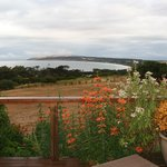 View of Emu Bay from Seascape Lodge