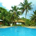 Hotel main pool